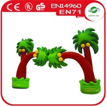 2014 best selling inflatable palm tree/characters/arch for advertising