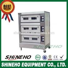 price bread baking oven/commercial pita bread oven/industrial bread baking oven for sale
