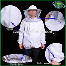 2015 hot sale apicultor roupas com várias cores estilos e tamanhos disponíveis