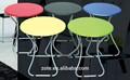 Nuevo diseño de mesa de camping redonda plegable