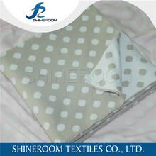 Super Soft 100% Cotton Knit Organic Cotton Baby Custom Picnic Blanket