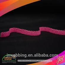 Top sale junsheng blue elastic band for underwear