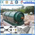 No- de la contaminación de pirólisis de plástico para la planta de procesamiento de aceite diesel
