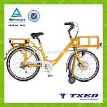 Multi-purpose Electric Cargo Bike