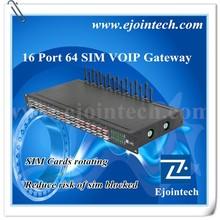 Ejointech gsm voip goip gateway sip trunk to asterisk ip pbx , 8/16/32 port, ,goip gateway for 12 months warranty
