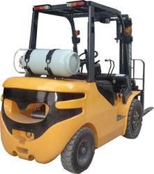 2 Ton Capacity nissan forklift parts Gasoline Forklift Truck