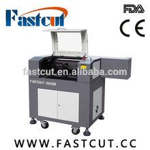 jinan laser carpet cutting machine for sale in China