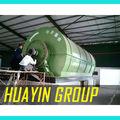 Riciclaggio di pneumatici olio vegetale, ricostruzione dei pneumatici per la lavorazione del petrolio con 0.89g/stere oil densità