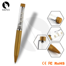 Jiangxin strong magnetic design floating pen with key chain with ball pen