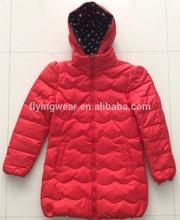 Customized Winter Windproof Women Long Jacket Outdoor