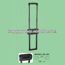 2015 New style detachable luggage handle new vintage style luggage fix luggage handle made in guangzhou