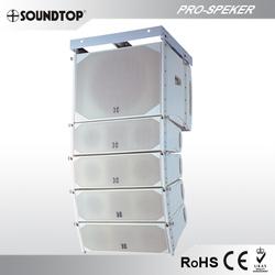 SOUNDTOP L5 dual 5 inch passive speakers line arrays