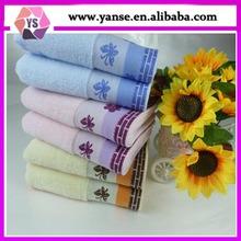 100% cotton woven textiles towels baths