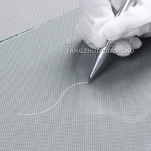 natural diamond diamond glass scribe pen engraving pen