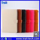Crazy Horse Pattern Wallet Style Magnetic PC+ PU Stand Flip Leather Case for iPad Mini 3 /iPad Mini / iPad Mini 2 Retina