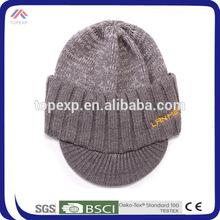 stylish thick men's winter caps