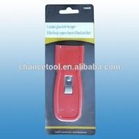 plastic razor blade scraper/window scarper US014