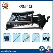 pompaidraulica per autocarro con cassone ribaltabile peridraulico sistema di sollevamento