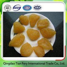 Chinese Organic Dried Peach
