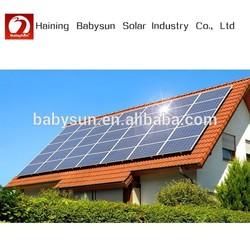 2015 green energy pvt hybrid solar panel, pv solar module