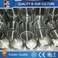 de titanio forjado anillo para uso industrial