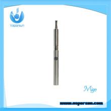 Newest Model huge vapor 350 mah battery migo atomizer vaporizer tesla e-cigarette