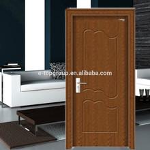 E-TOP DOOR high quality inner bedroom high quality Nigeria style low cost PVC door
