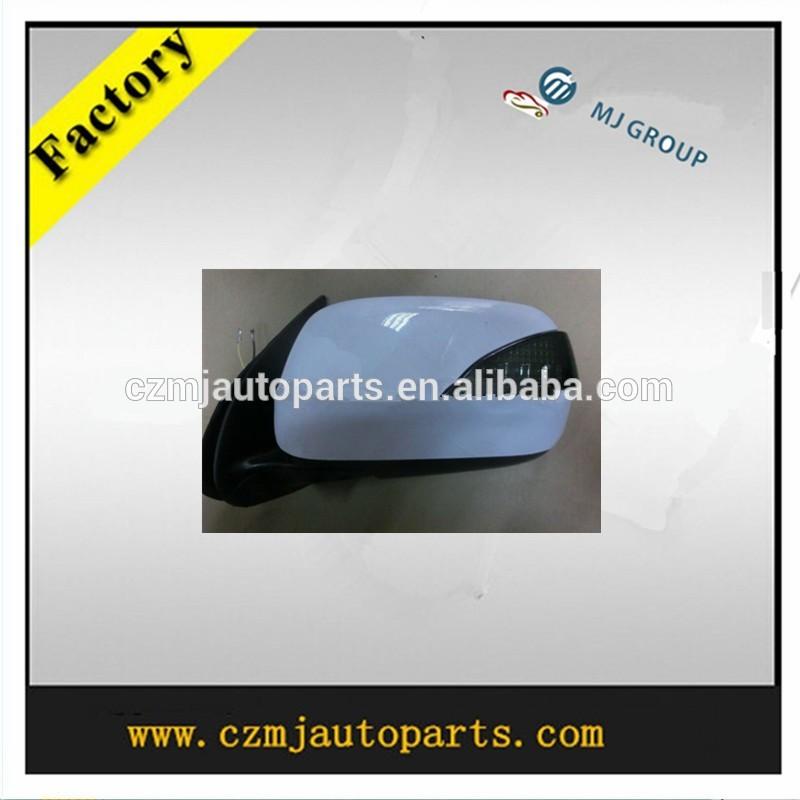 กระจกมองข้างมีไฟกระจกรถสำหรับtoyotahiluxvigo2012