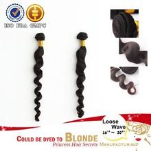 New model hair fashionable braiding pony human hair