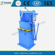 small investment big profit V5 concrete block machine for sale/manual interlocking brick machine