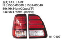 For Toyota Lexus 470 Tail Lamp /Japan Tail Light/ Auto Body Parts Kit