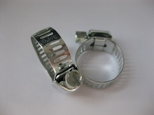 3/4G like taiwan WS WX brand hose clamp for India market/CIXI hose clamp factory