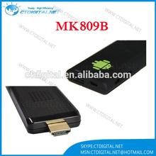 The MK809b rk3188 quad core 1.8g mk809III android mini pc dual core MK808