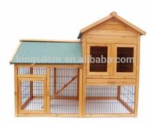 Fancy Wooden Rabbit house Rabbit Cage Rabbit Hutch