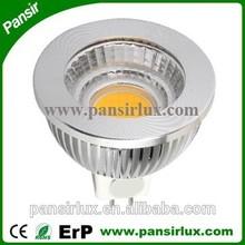 12 volt led led mr 16 5w spotlight CE/ROHS/ERP