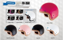 SG Certification ABS Open Face Helmet FH-358
