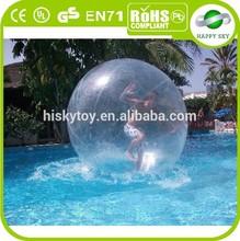 Professional manufacturer inside a ball on water,water ball walking,jumbo water ball
