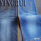 cotton polyester rayon spandex denim jean fabric for wholesale