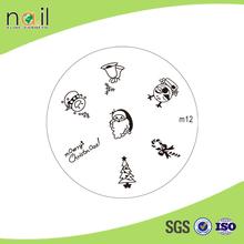new nail art stamp stamping