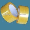 """box package 3"""" warpping very sticky carton sealing packaging tape bopp crystal clear tape"""