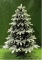 150cm branca de neve de natal da árvore