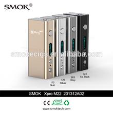 Amazing mini box ecig Smok Xpro M50 BT50 variable voltage box mod e cig mod 2015