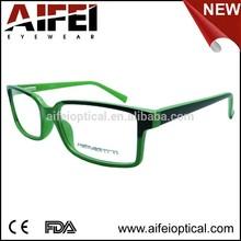 2015 fashion eyewear unisex CP injection optical frame with engrave