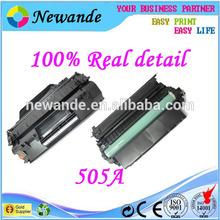 for hp 505a/05a laser printer toner cartridges 505A