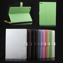 For iPad Air 2 Blingbling leather case