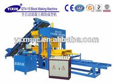 TOP Quality China Supplier in Alibaba Automatic concrete block machine , cement block machine price for sale in Algeria