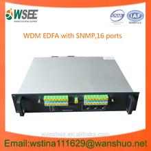 16 OLT PON&CATV combiner,EPON WDM EDFA,fiber optical equipment