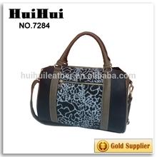 metal bag trim green garden tool bag fashion tablet tote bag