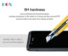 Supplier full cover Tempered Glass Screen Protector for HTC 500