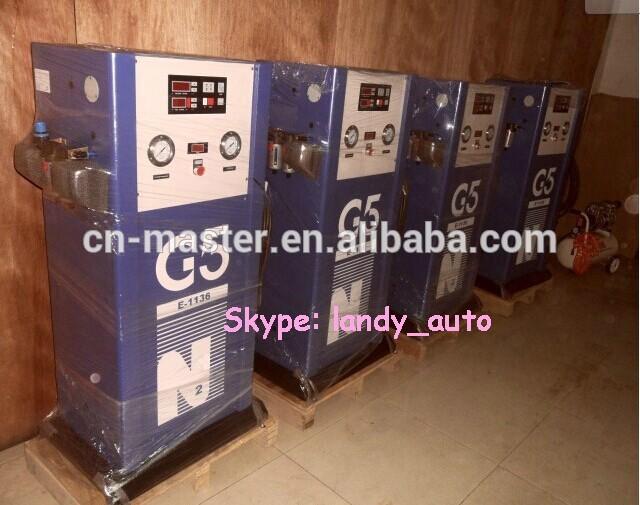 Nitrogen Inflator Machine And Inflator Machine Tire